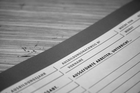 Ausbildungsnachweis Automobilkaufmann Berichtsheft