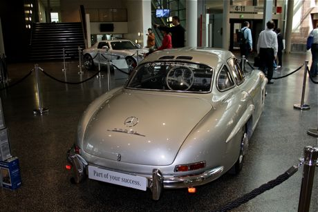Mercedes 300 SL 2