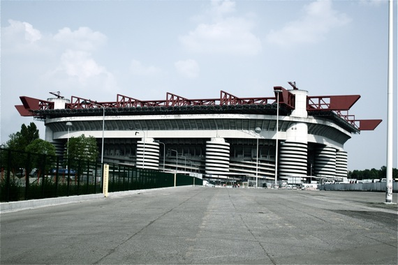 Giuseppe Meazza Stadion Mailand