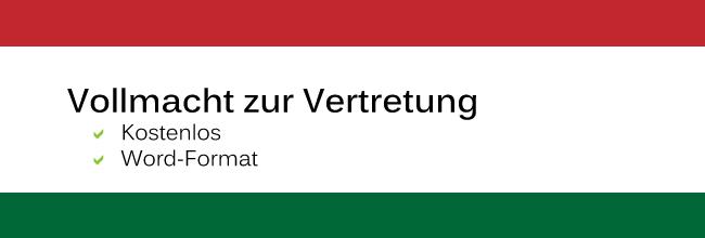 Vollmacht Vorlage Muster Schweiz Kostenloser Download 0 0