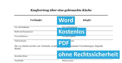Kaufvertrag-Küche-Word-PDF-Vorlage-kostenlos-1