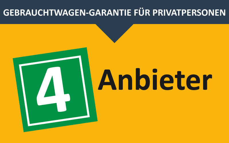 Gebrauchtwagen-Garantie Privat